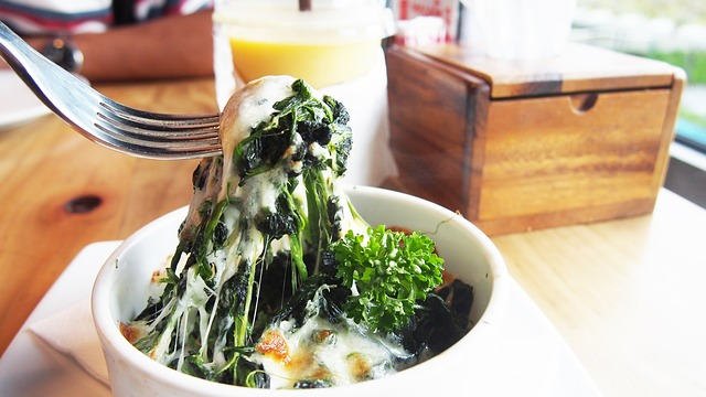 Creamed Spinach Recipe