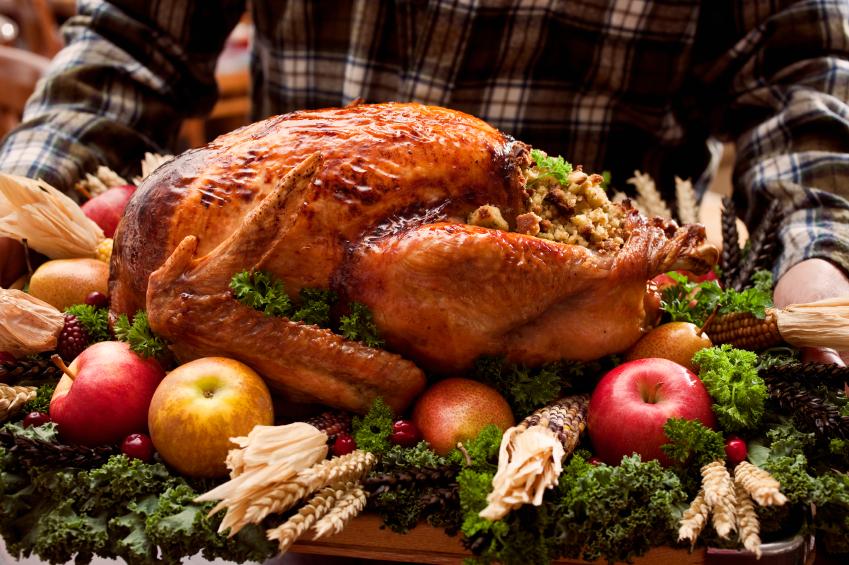 Thanksgiving Dinner History