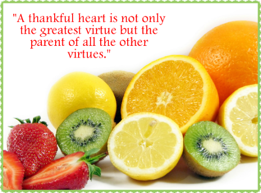 Thankgiving Quotes